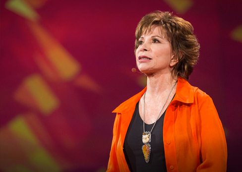 "Isabel Allende:<br> <h2 style=""color: #000000;"">HOW TO LIVE PASSIONATELY</h2><p>In this candid talk, meant for viewers of all ages, Isabel shares how she keeps on living passionately.</p>"