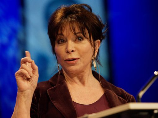 "Isabel Allende:<br> <h2 style=""color: #000000;"">TALES OF PASSION</h2><p>Isabel discusses women, creativity, the definition of feminism — and, of course, passion.</p>"