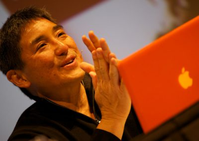Guy Kawasaki: 12 LESSONS I'VE LEARNED FROM STEVE JOBSGuy Kawasaki was one of the Apple employees originally responsible for marketing the Macintosh.