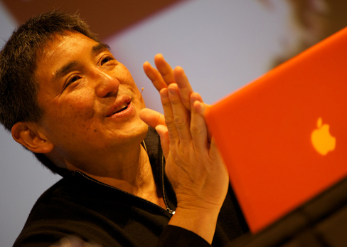 Lessons of Steve Jobs:<br>Guy Kawasaki
