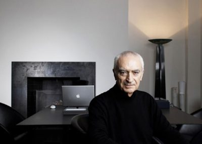 Massimo Vignelli: MAKES BOOKSMassimo Vignelli discusses his approach to book design in a video produced for Mohawk's «What Will You Make Today?» campaign.