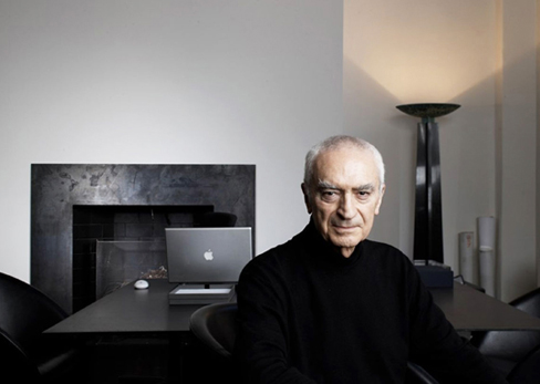 Massimo Vignelli<br> MAKES BOOKS