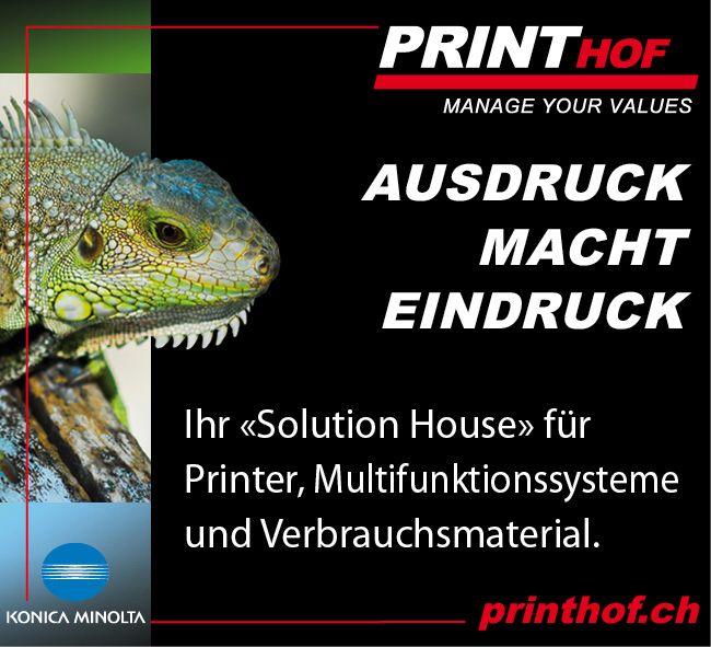 Pinthof Inseratekampagne by Designerist