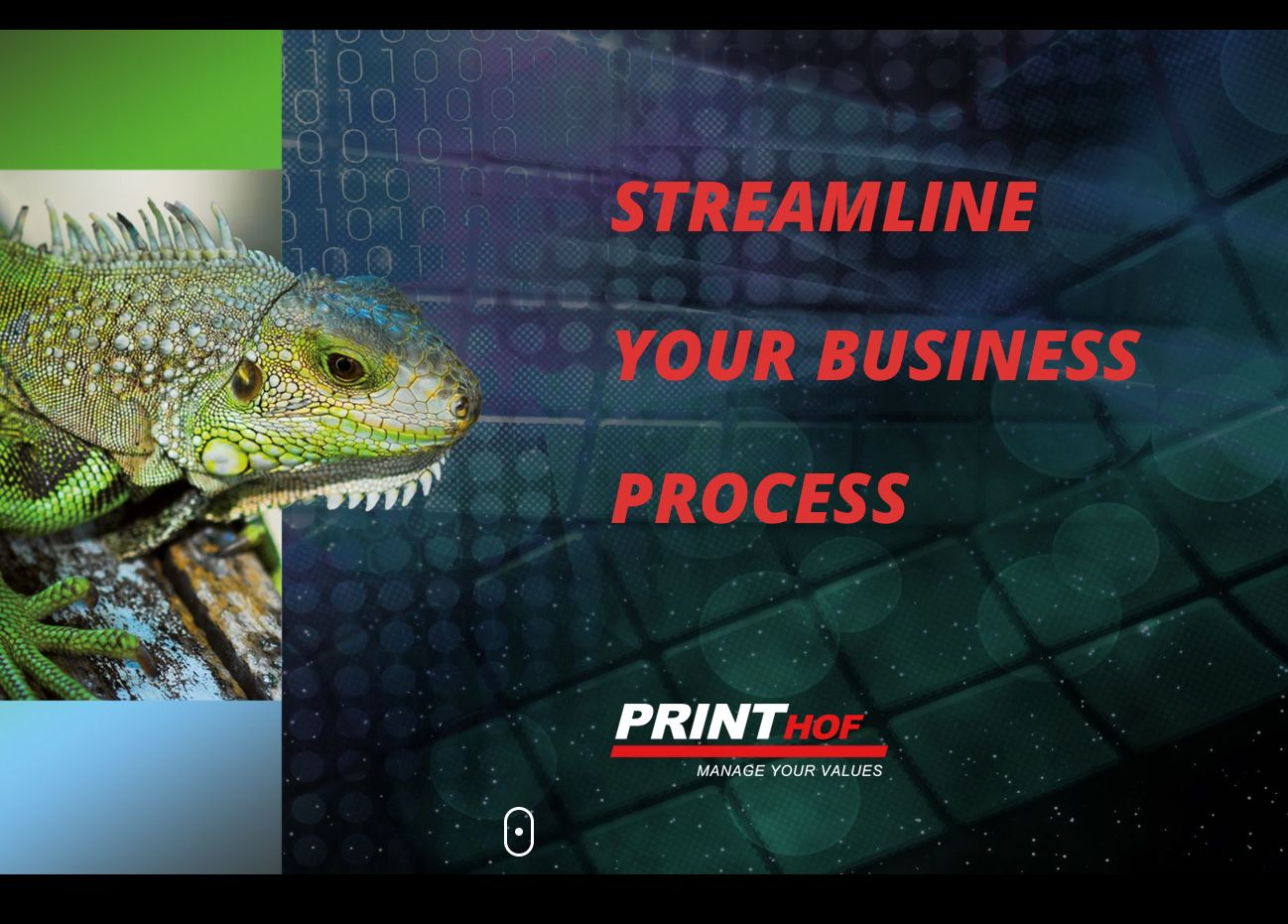 Printhof Webportal