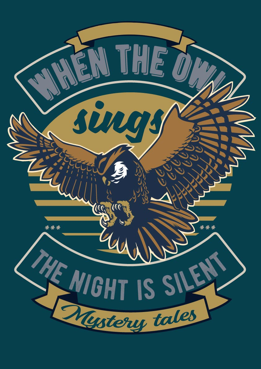 When the Owl sings ...