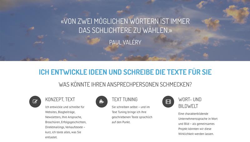 Cornelia Aschmann Kommunikation Textentwicklung