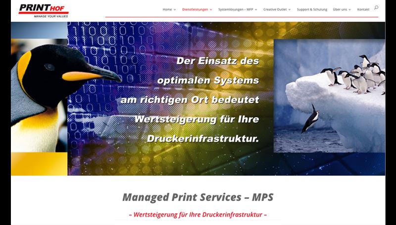 Printhof MPS