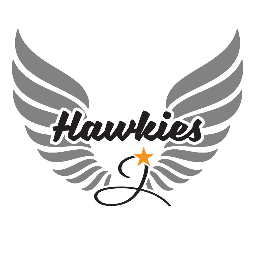 Hawkies Logo